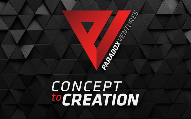 Paradox Ventures - Concept to Creation